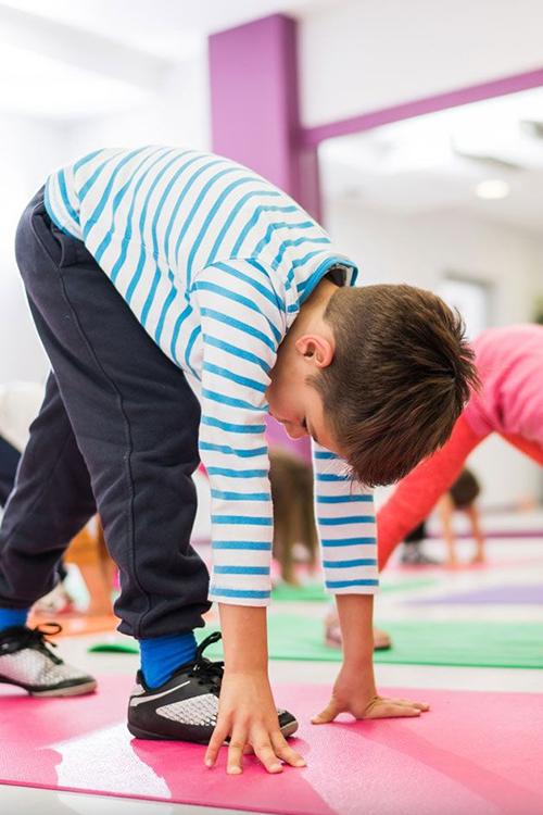 Yoga niños 2a