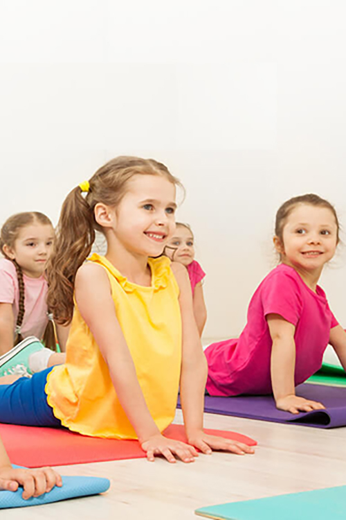 Yoga niños1